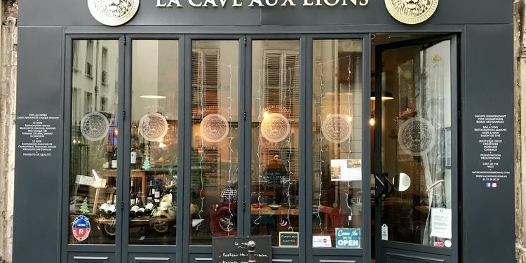 La Cave aux Lions, Bar Paris Saint-Georges #9