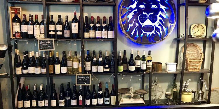 La Cave aux Lions, Bar Paris Saint-Georges #8