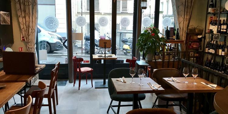 La Cave aux Lions, Bar Paris Saint-Georges #3