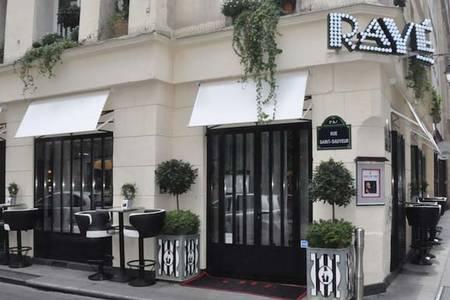 Le Club Rayé (FERMÉ), Bar Paris Réaumur #0