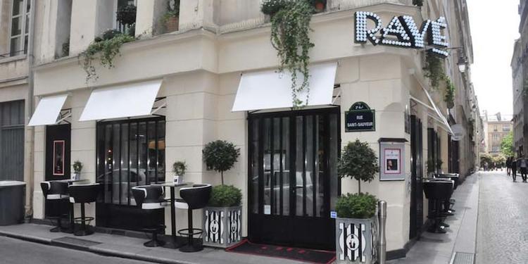 Le Club Rayé, Bar Paris Réaumur #0