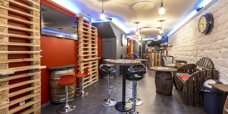 Le Heym Bar, Bar Paris Oberkampf #0