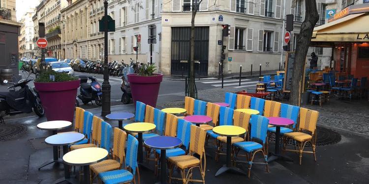 La Terrasse Choron, Bar Paris Faubourg-Montmartre #6