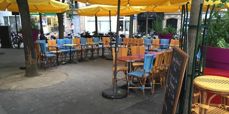 La Terrasse Choron, Bar Paris Faubourg-Montmartre #3
