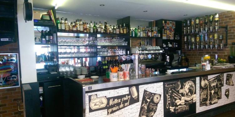 La Terrasse Choron, Bar Paris Faubourg-Montmartre #4