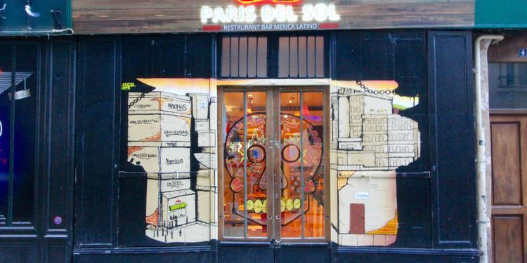 Paris Del Sol, Bar Paris Bastille #4