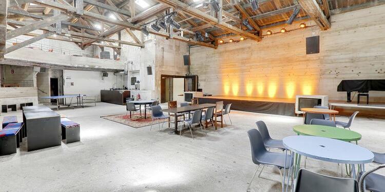 La Marbrerie, Salle de location Montreuil Seine-Saint-Denis #0