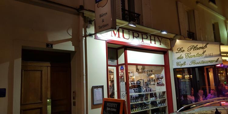 Le Murphy, Bar Paris Montparnasse #4