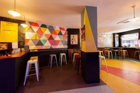 Monsieur le Zinc Bonne Nouvelle, Bar Paris Grands Boulevards #0