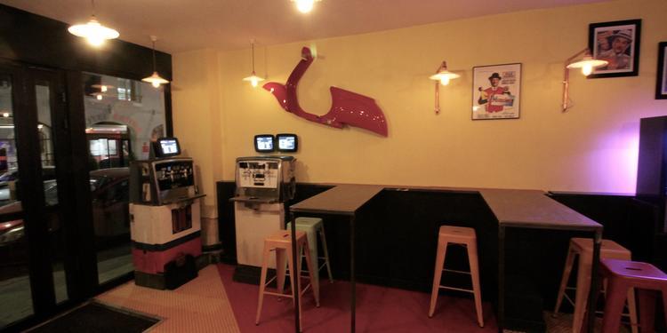 Monsieur le Zinc Bonne Nouvelle, Bar Paris Grands Boulevards #3