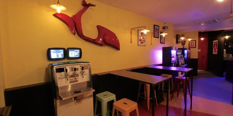 Monsieur le Zinc Bonne Nouvelle, Bar Paris Grands Boulevards #4