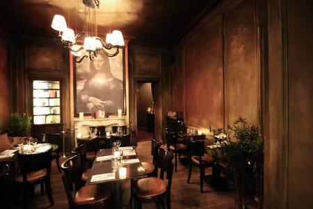 Le Chat Blanc (ex Le Roosevelt), Bar Paris Champs Elysées #0