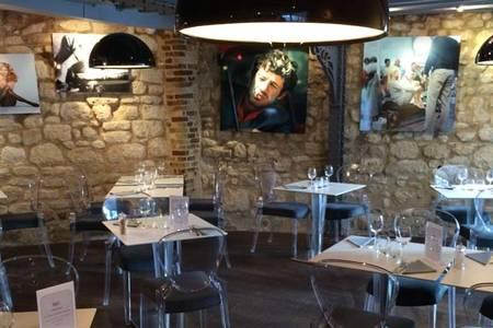 Le 86 Côté Studios, Restaurant Boulogne-Billancourt Boulogne-Billancourt #0