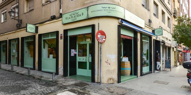 La Plácida, Bar Madrid Latina #10