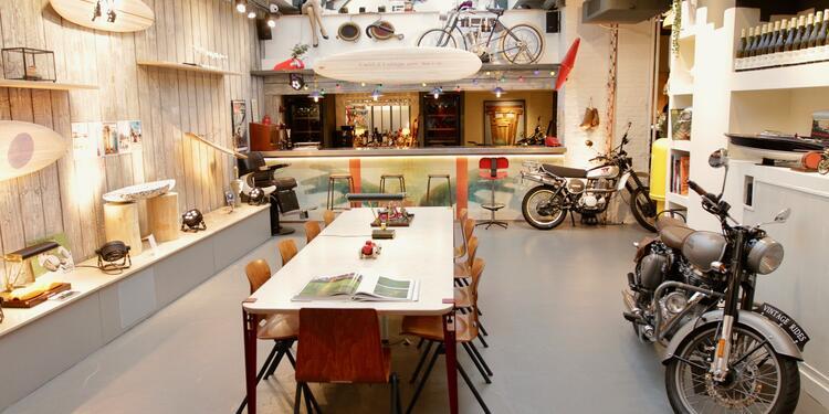 La Fabrique Générale, Salle de location Paris Plaine de Monceau #0