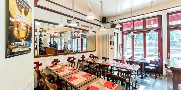 Le Chaland, Bar Paris Stalingrad #0
