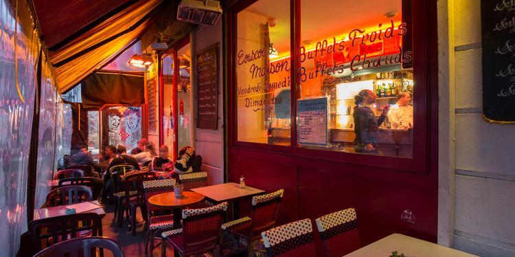 Les rigoles, Bar Paris Belleville #0