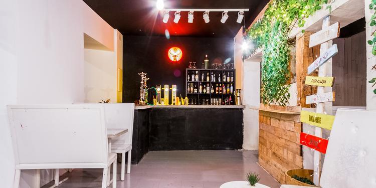 Afrodita urban bar, Bar Madrid Sol #5