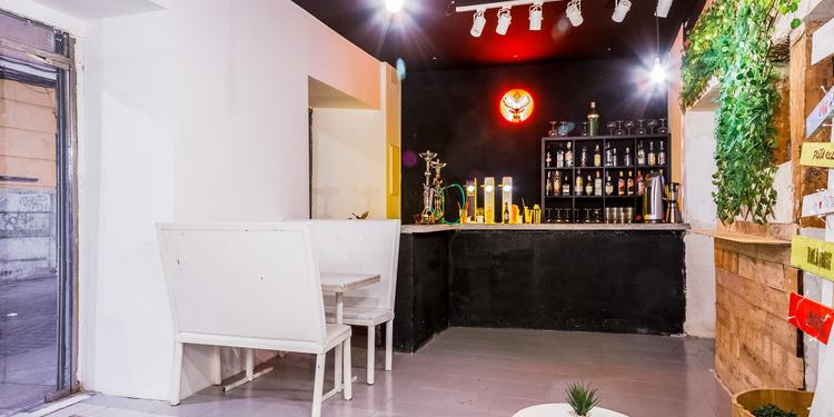 Afrodita urban bar, Bar Madrid Sol #6