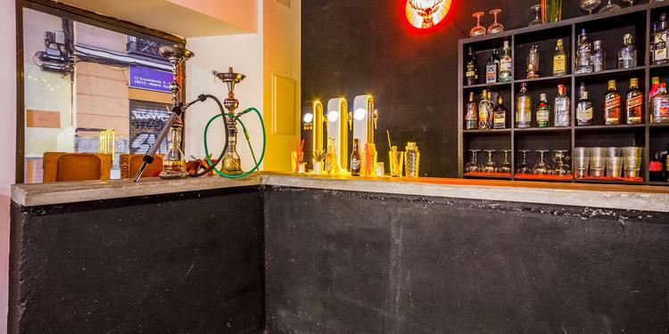 Afrodita urban bar, Bar Madrid Sol #8