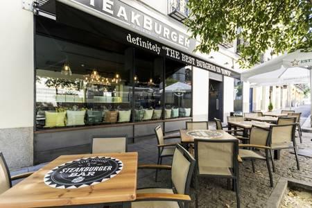 Steakburger Bar Atocha, Sala de alquiler Madrid Atocha #0