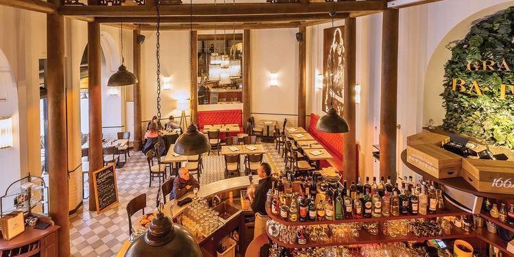Grand Café Bataclan, Bar Paris République #1