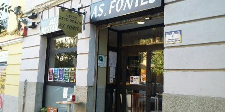 As Fontes, Bar Madrid Atocha #0
