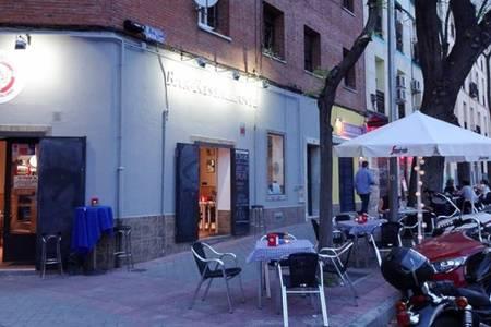 La Cocina de Payuri, Bar Madrid Atocha #0