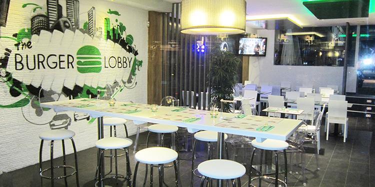 The Burger Lobby, Restaurante Madrid Atocha #0