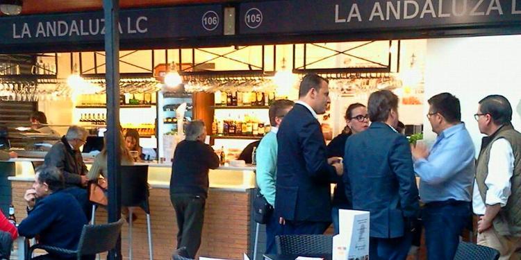 La Andaluza, Sala de alquiler Madrid  #0