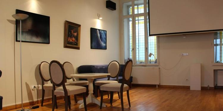 L'espace Clan Destin, Salle de location Paris Pigalle #2