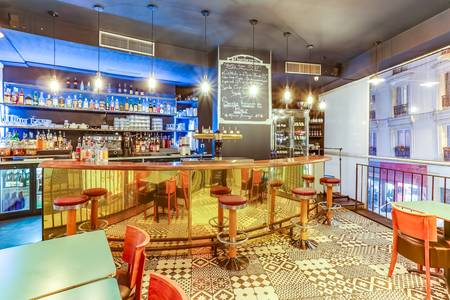 Le Floors, Bar Paris Rochechouart #0