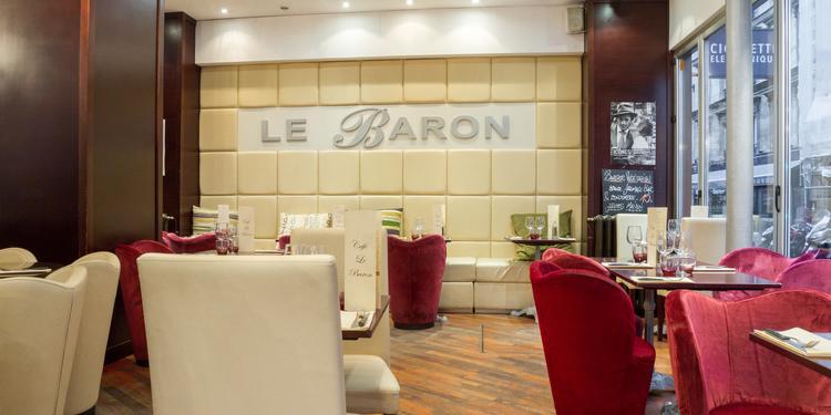 Café Le Baron, Restaurant Paris  #0