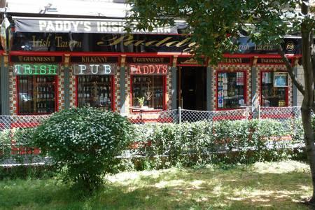 Paddy's Bar Irlandés, Bar Madrid Bernabeu #0