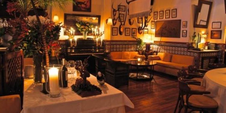 La Parra, Restaurante Madrid Chamberí #0