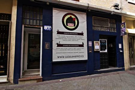 Sala Mayko, Sala de alquiler Madrid Embajadores #0