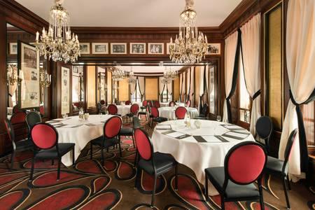 Restaurant Fouquet's Paris - Salon Raimu, Salle de location Paris Champs-Elysées #0