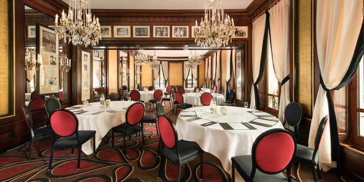 Restaurant Fouquet's Paris - Grands Salons historiques, Salle de location Paris Champs-Elysées #0