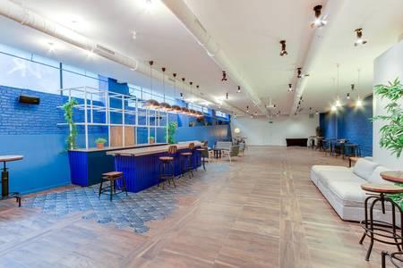 La Fabrique : l'Atelier, Salle de location Paris Gare de l'Est #0