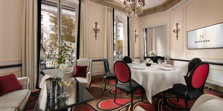 Restaurant Fouquet's Paris - Petits Salons historiques, Salle de location Paris Champs-Elysées #0