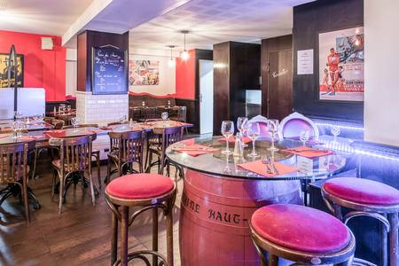 Les Coulisses, Bar Paris Arts et Métiers #0