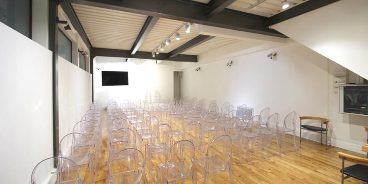 Galerie Joseph - Loft Ground Floor, Salle de location Paris Archives #0