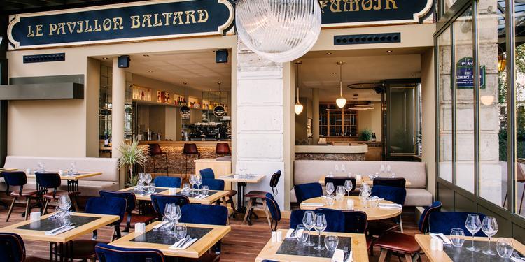 Le Baltard au Louvre, Restaurant Paris Les Halles #0