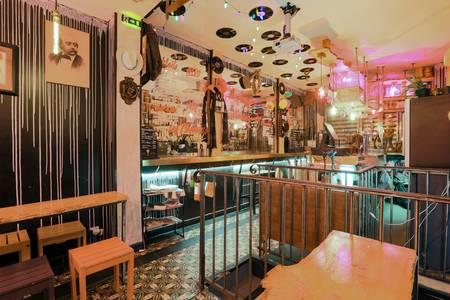 Les Copains, Bar Paris Porte Saint-Denis #0