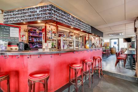 La Fut Gueuze, Bar Paris Salpétrière #0