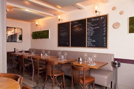 Les Saisons, Restaurant Paris Faubourg Montmartre  #0