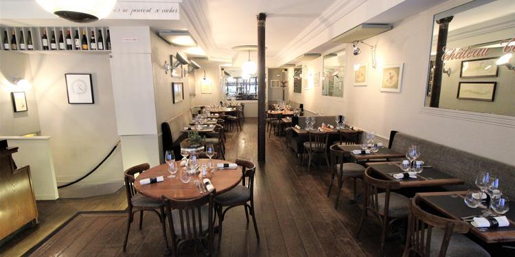 Le XVII sur Vin, Restaurant Paris Plaine de Monceaux #0