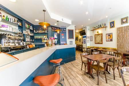 La Chope du 9ème, Bar Paris Faubourg Montmartre #0