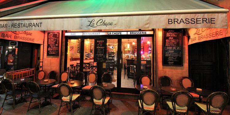 La Chope, Bar Paris Gare du Nord #0