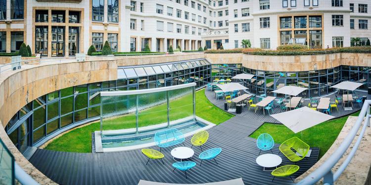 Business Center Paris Trocadéro, Salle de location Paris Muette #0